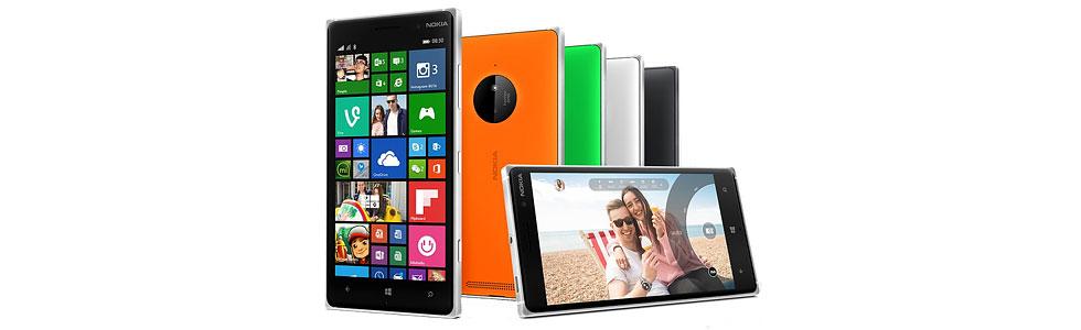 Microsoft and Nokia revealed the Nokia Lumia 830 with Lumia Denim