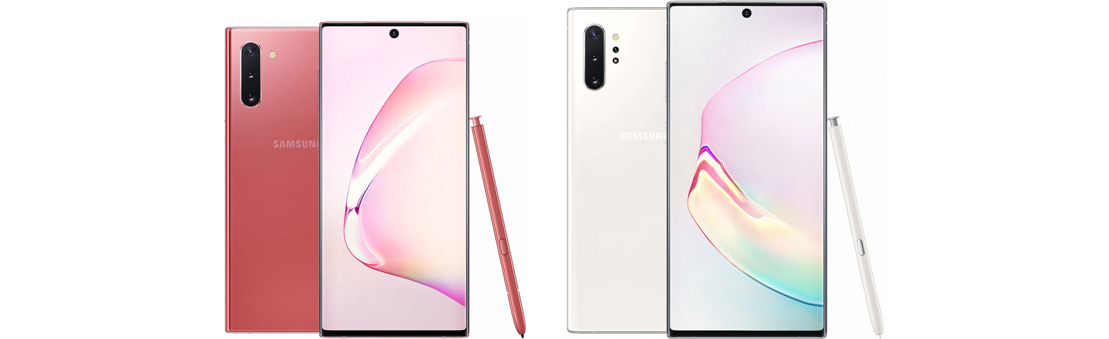 Official Galaxy Note 10 hands-on videos