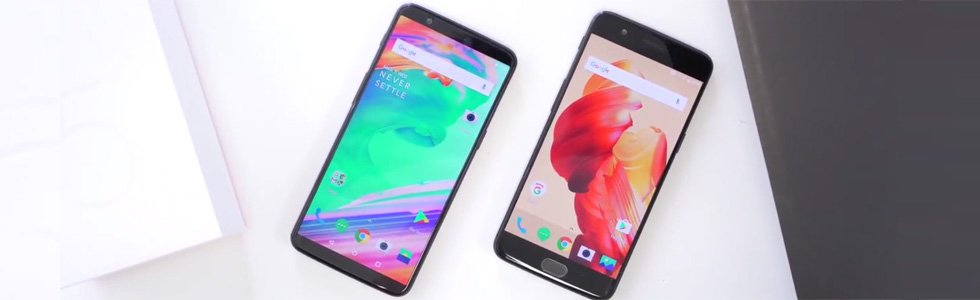 OnePlus 5T leaks via an unboxing video prior to its announcement