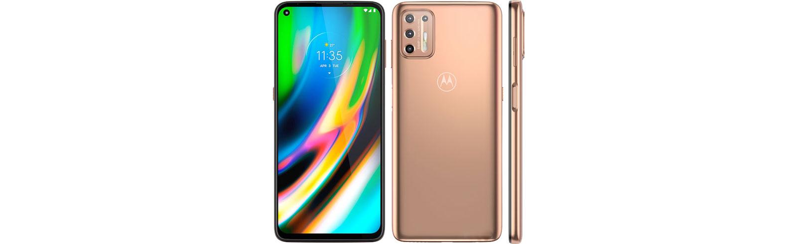 Motorola introduces the Moto G9 Plus, Moto G9 Play, and Moto E7 Plus