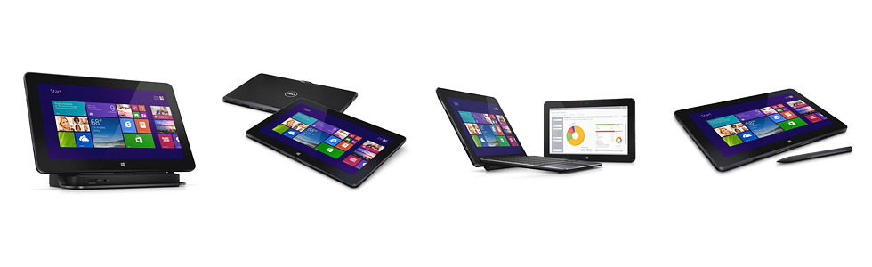 Dell unveils the Venue line of tablets