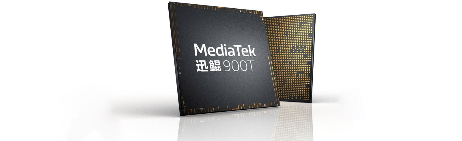MediaTek unveils the Kompanio 900T chipset for mid-range tablets