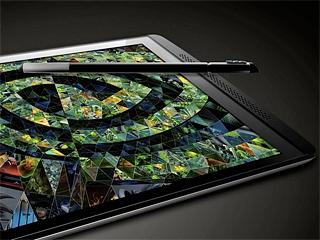 NVIDIA finally reveals its first tablet - the Tegra Note