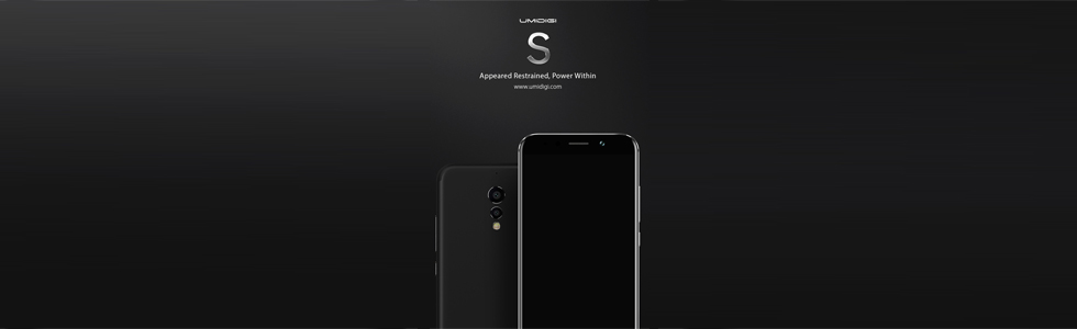 UMiDiGi S - the S-class smartphone from UMiDiGi is unveiled