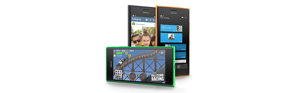 The mid-range Nokia Lumia 730 and Nokia Lumia 735 are official