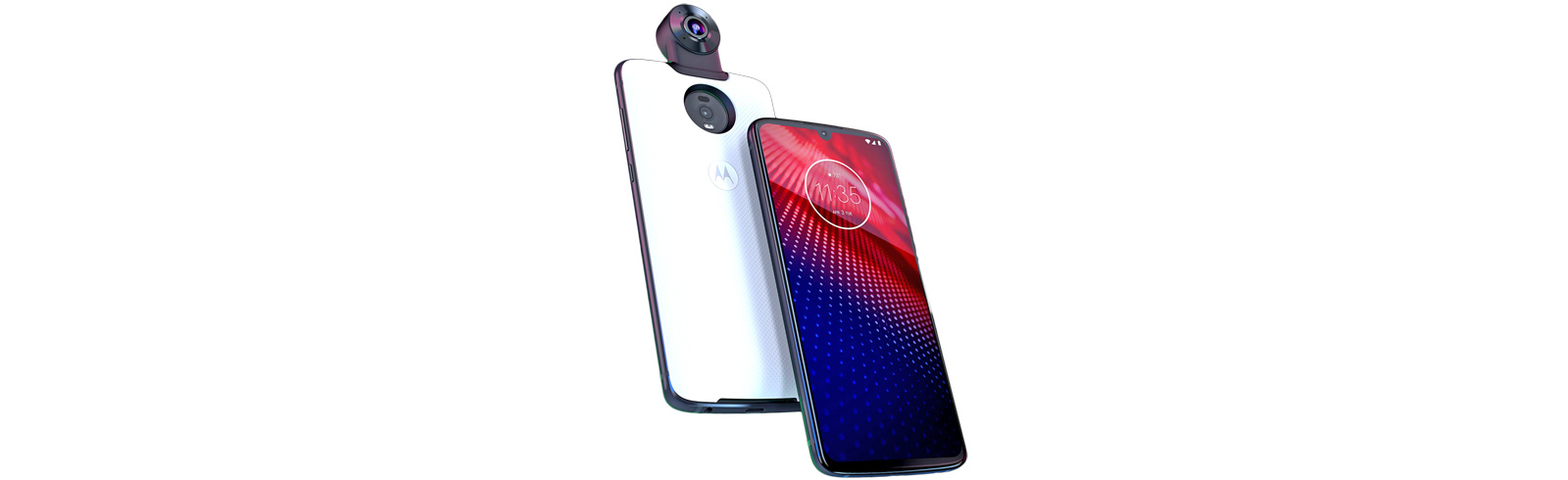 Motorola unveils the Moto Z4 with Snapdragon 675, 48MP camera, OLED display