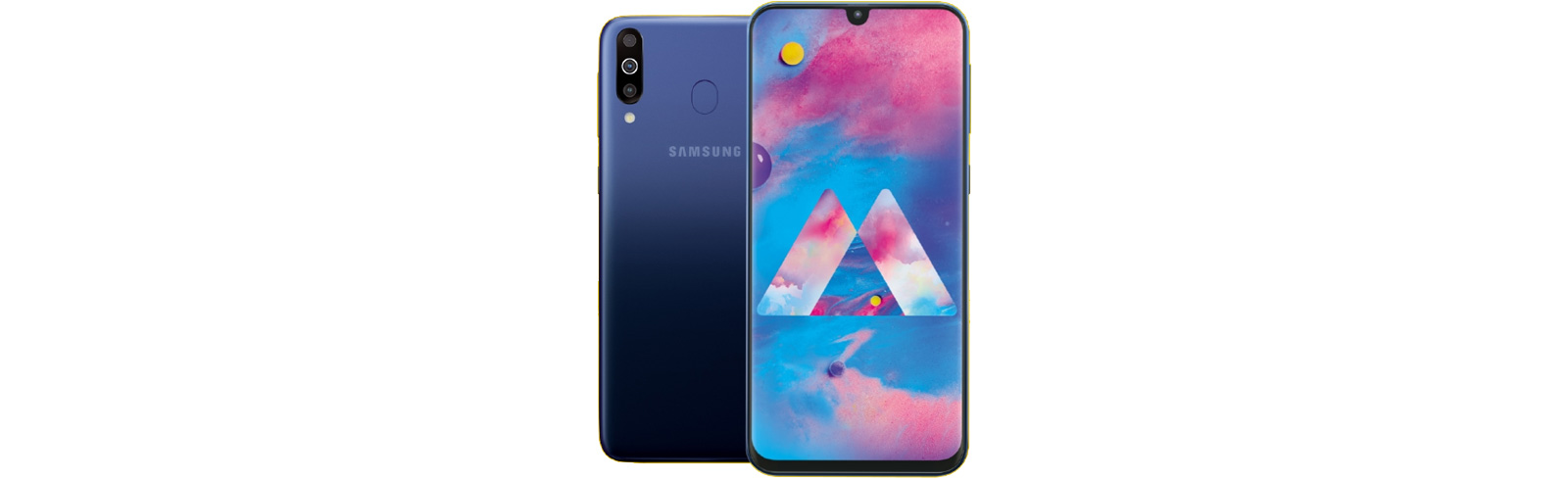 Samsung India adds the Galaxy M30 to its Galaxy M series