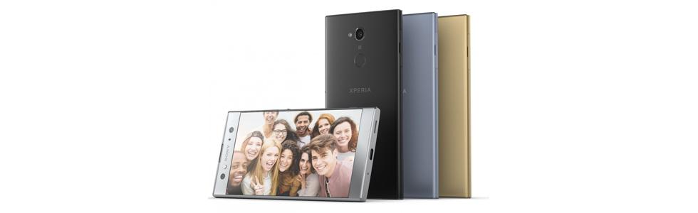 Sony introduces Xperia XA2 and Xperia XA2 Ultra at CES 2018