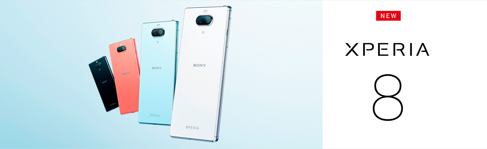 "Sony Xperia 8 is launched in Japan with a 6"" 21:9 FHD+ display, Snapdragon 630 chipset"
