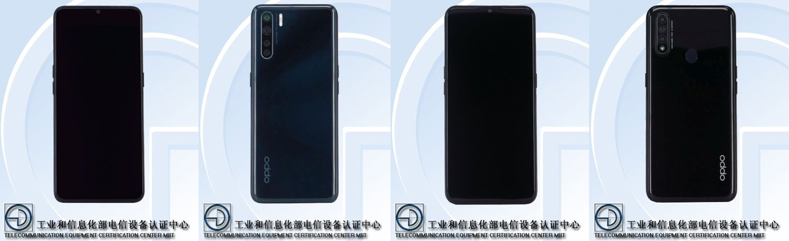 Oppo A91 and Oppo A8 in the works