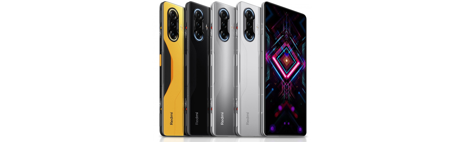 Xiaomi unveils the Redmi K40 Gaming Edition with Dimensity 1200