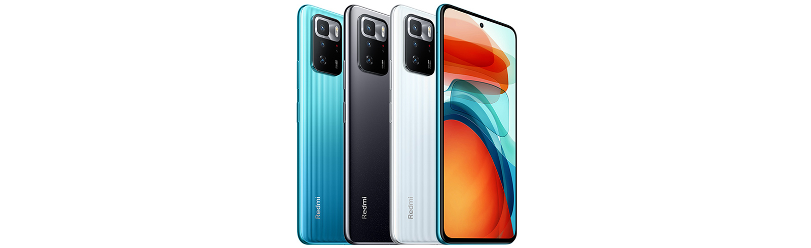 Xiaomi Redmi Note 10 Pro for China with Dimensity 1100 goes official - specifications and prices