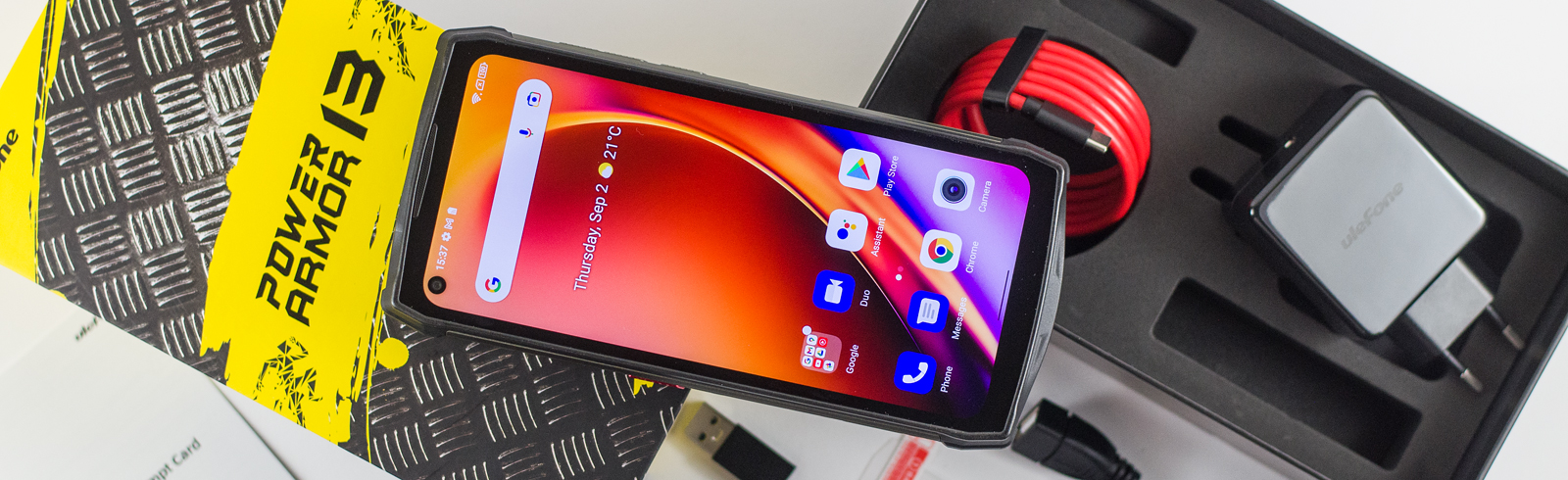 Our in-depth Ulefone Power Armor 13 review is ready
