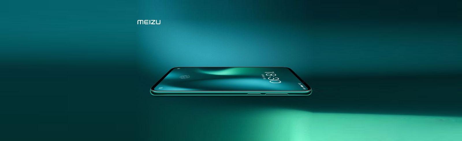 Meizu 16s Pro teased in emerald green