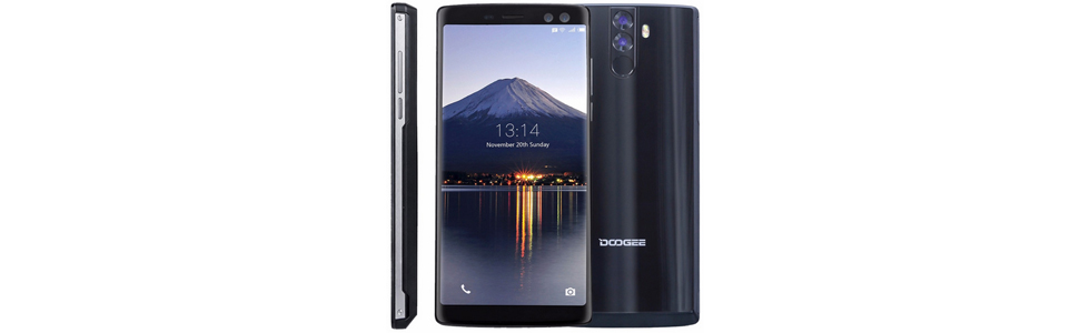 Doogee BL12000 with a 12000 mAh battery launches on AliExpress priced at $188.88
