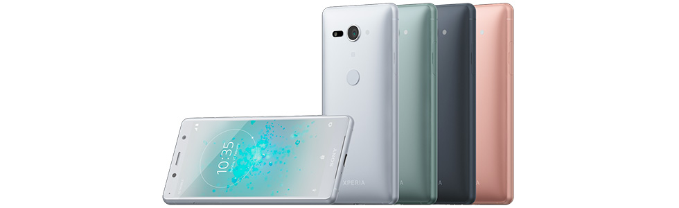 Sony Xperia XZ2 and XZ2 Compact are official with a Snapdragon 845