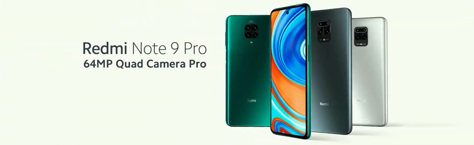 Xiaomi unveils the Redmi Note 9 Pro, Redmi Note 9, Mi Note 10 Lite - specifications and prices