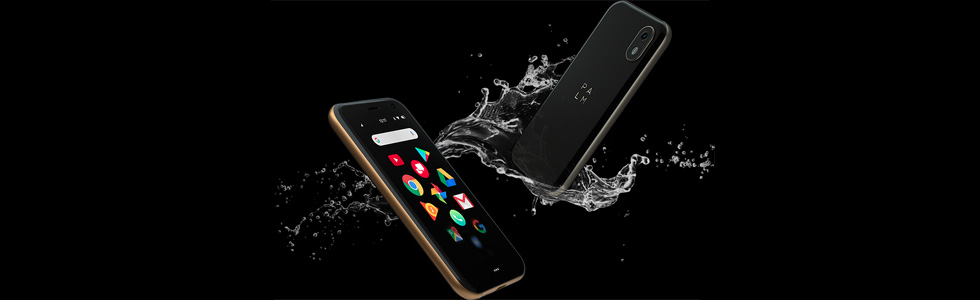 """Palm re-invented, meet the super-portable auxiliary mobile device with a 3.3"""" HD display, SD435 chipset"""