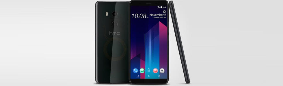 "HTC U11+ packs a 6"" display with QHD+ resolution and an 18:9 aspect ratio"