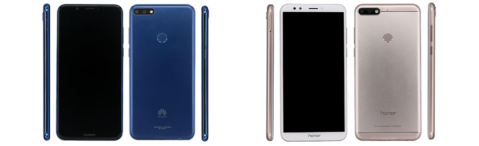 Four Huawei smartphones are certified by TENAA