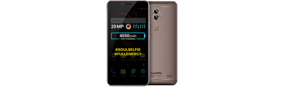 """Allview X4 Xtreme with dual rear cameras, 6"""" FHD display, and a 20MP selfie shooter goes official"""
