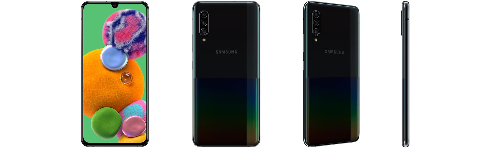 Samsung launches the Galaxy A90 5G, boasts Snapdragon 855 chipset
