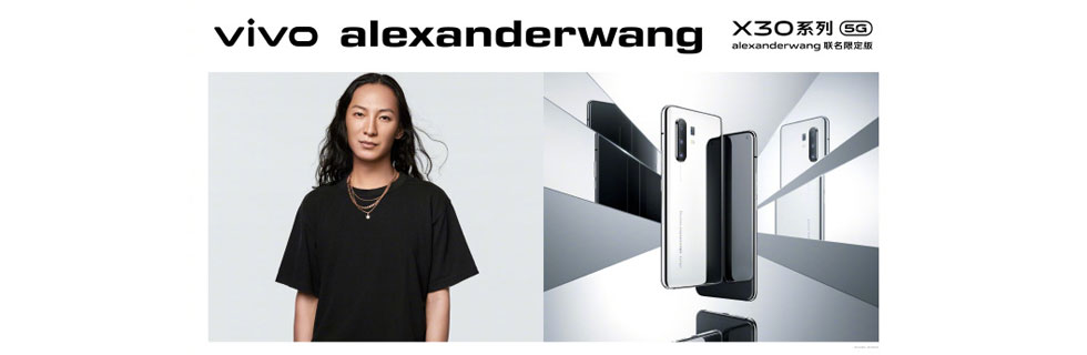 The Vivo X30 Pro Alexander Wang edition goes official - specifications and price