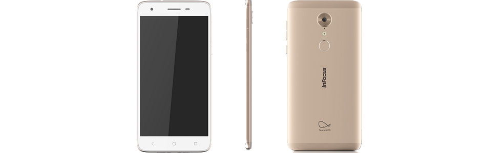 """InFocus presented the S1 with Tencent OS 2.0, Helio P10 and a 5.5"""" FHD IPS display"""