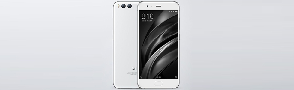 Xiaomi to launch a white version of the Mi 6, available in 6+64GB and 6+128GB variants