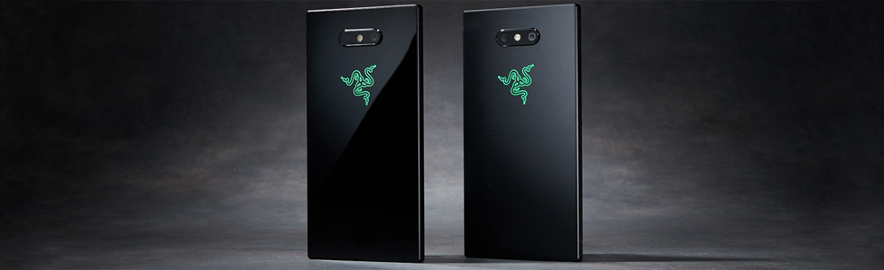 "Razer Phone 2 goes official with a 120Hz refresh rate screen, the iconic ""light"" of Razer, SD 845"