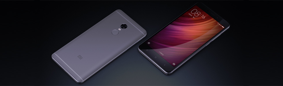 Xiaomi Redmi Note 4 released in a 4GB version