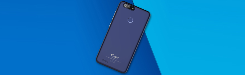 Gretel S55 surfaces, sports two rear cameras and a 5.5-inch display