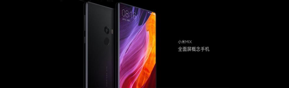 Mi Concept Phone a.k.a. Mi MIX - the future is here