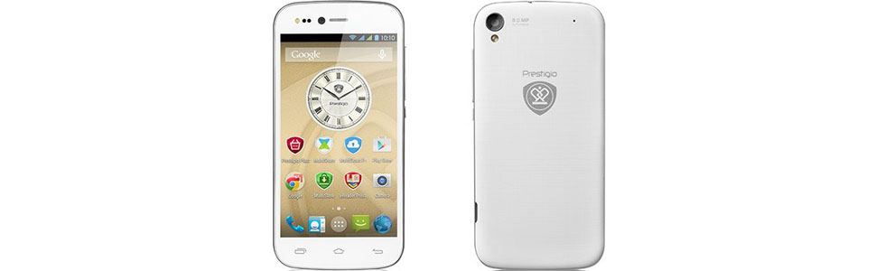 Prestigio announced the Grace X3 - an affordable compact smartphone