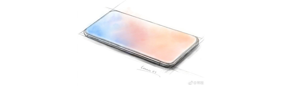 Lenovo Z5 will have a real bezelless display resulting in an almost 100% screen-to-body ratio