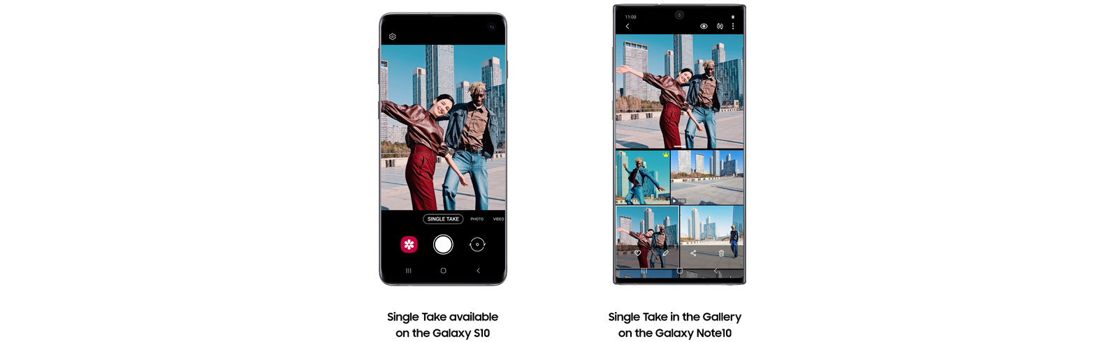 Samsung Galaxy S20 camera features will be available on the Galaxy S10 and Galaxy Note10