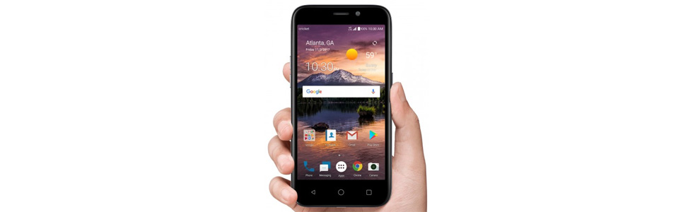 ZTE Overture 3 from Cricket Wireless - a practical solution for budget conscious users