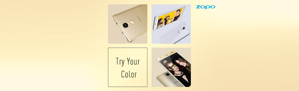 Zopo ready to launch the three new Color smartphones this month