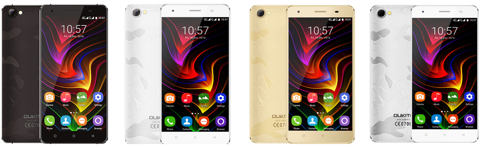 Oukitel C5 Pro survives drops, knocking nails into wood and hits from a hammer