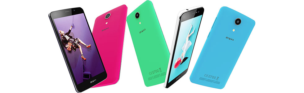 Zopo announced the budget-friendly LTE-enabled Color S5.5 with a 3000 mAh battery