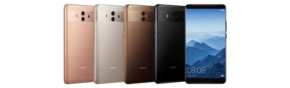 Huawei wins six iF Design Awards for its products, including the Mate 10, Mate 10 Pro, nova 2