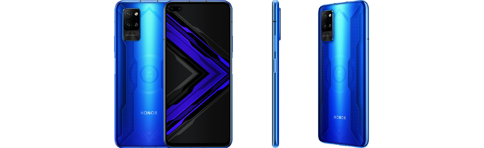 An Honor Play 4 Pro leak unveils basic specifications and design