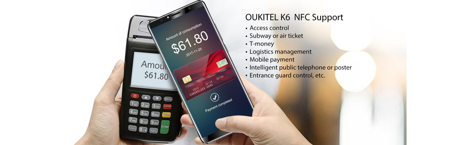 Oukitel K6 starts its global first pre-sale on December 25