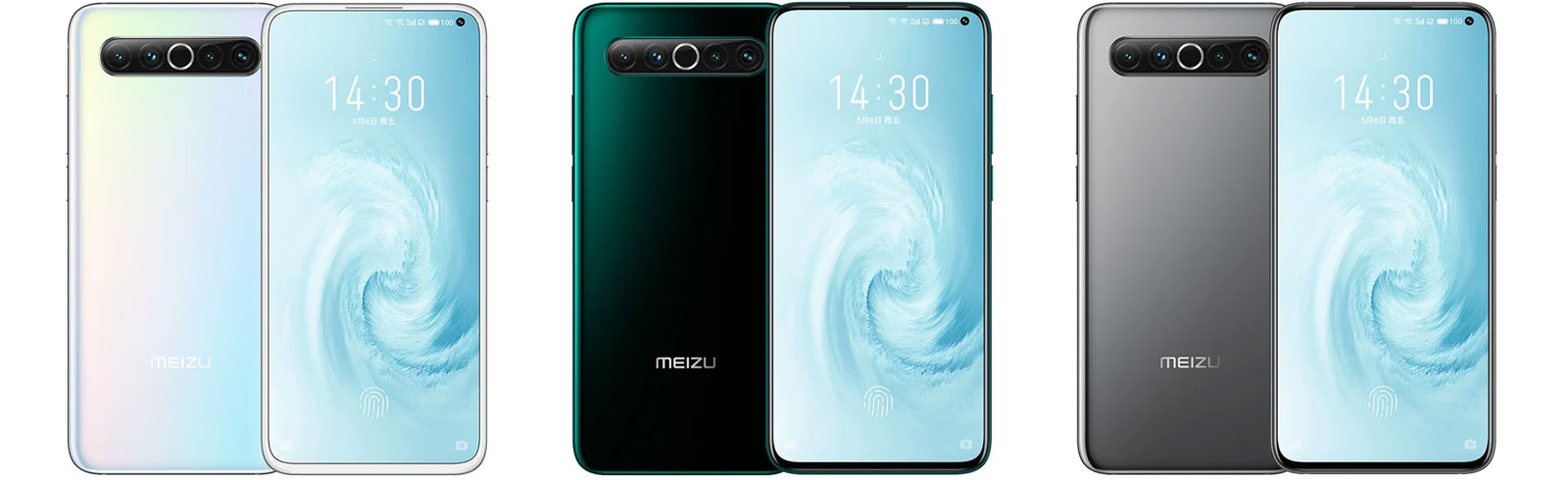 Meizu 17 Pro and Meizu 17 are official - specifications and prices
