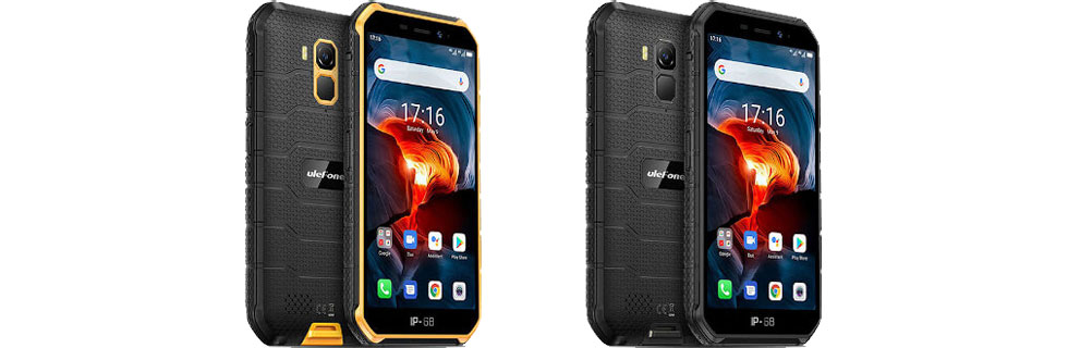 Ulefone Armor X7 Pro and Ulefone 8P go official via Chinese retailers