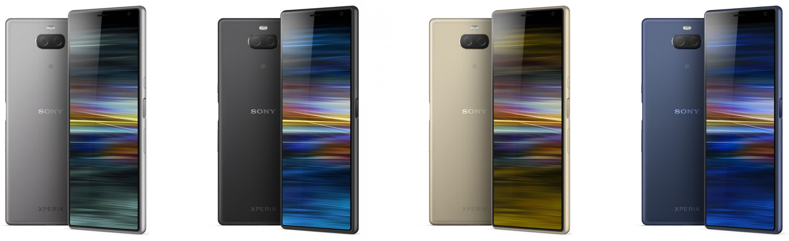 Sony unveils the Xperia 10 and Xperia 10 Plus along with the Xperia L3