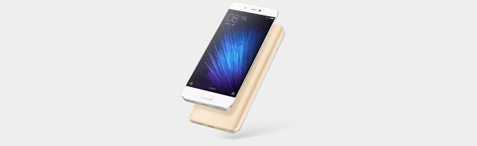 Xiaomi Mi 5 is official, sports a ceramic body, 5.15 FHD display, Snapdragon 820