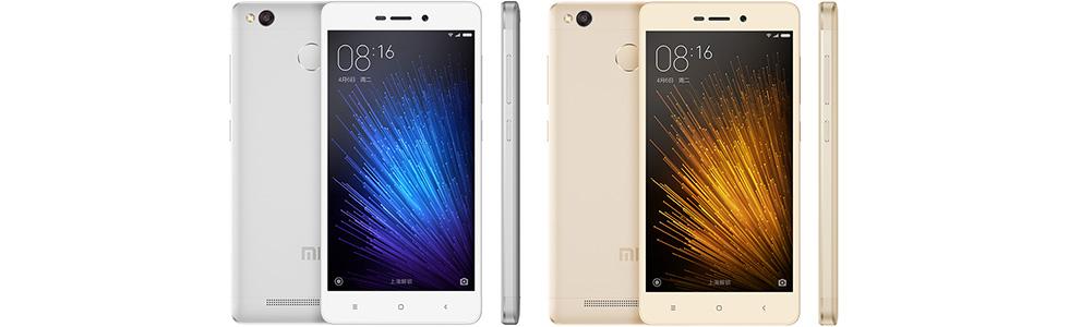 Xiaomi presented the Redmi 3X - a Redmi3S variant for China Unicom