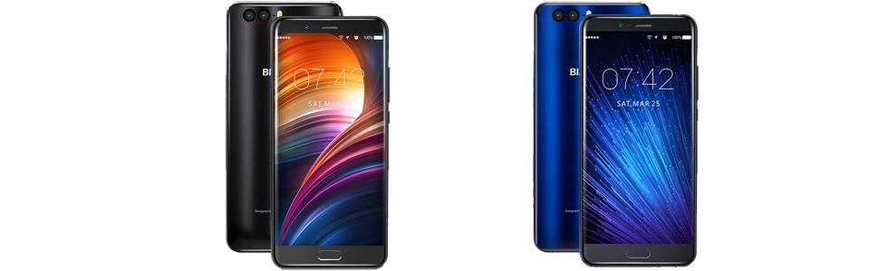 "Blackview unveils the P6000 with a 6180 mAh battery and a 5.5"" FHD in-cell IPS display, Helio P25"