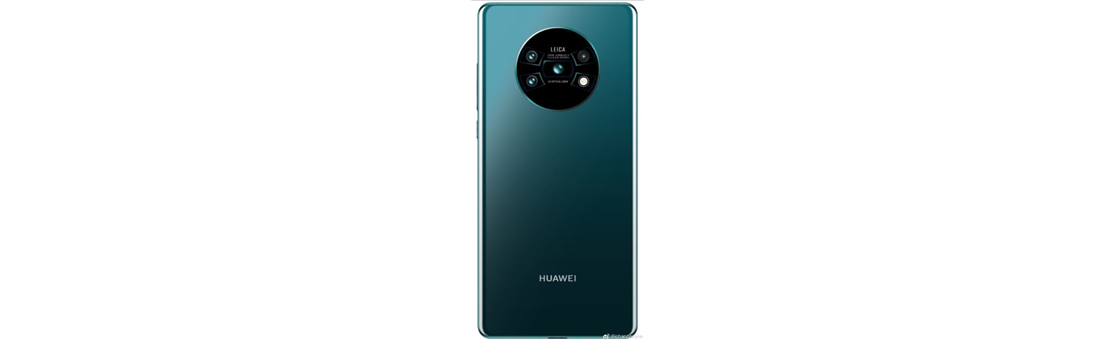Alleged Huawei Mate 30 Pro leaks in images